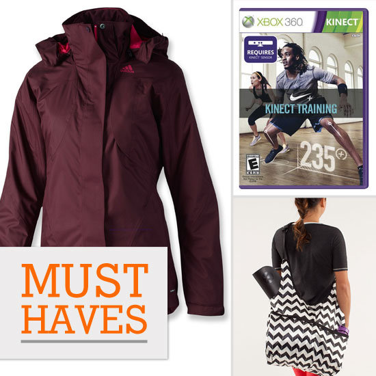 Fit For December: Must Haves