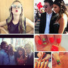 Fashion, Beauty &amp; Celebrity Editors&#039; Instagram Photos