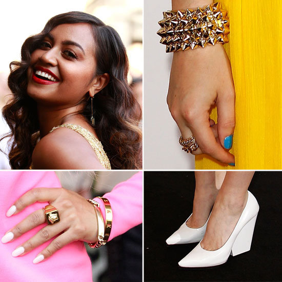 Zoom in on All the Celeb Accessories from the 2012 ARIA Awards