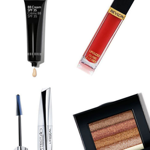 How to Do Makeup Quickly With 4 Products