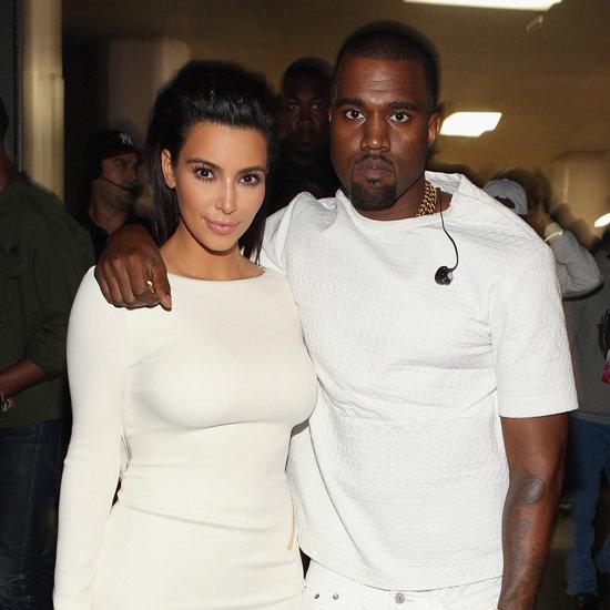 Kim Kardashian Is Pregnant Expecting Child With Kanye West