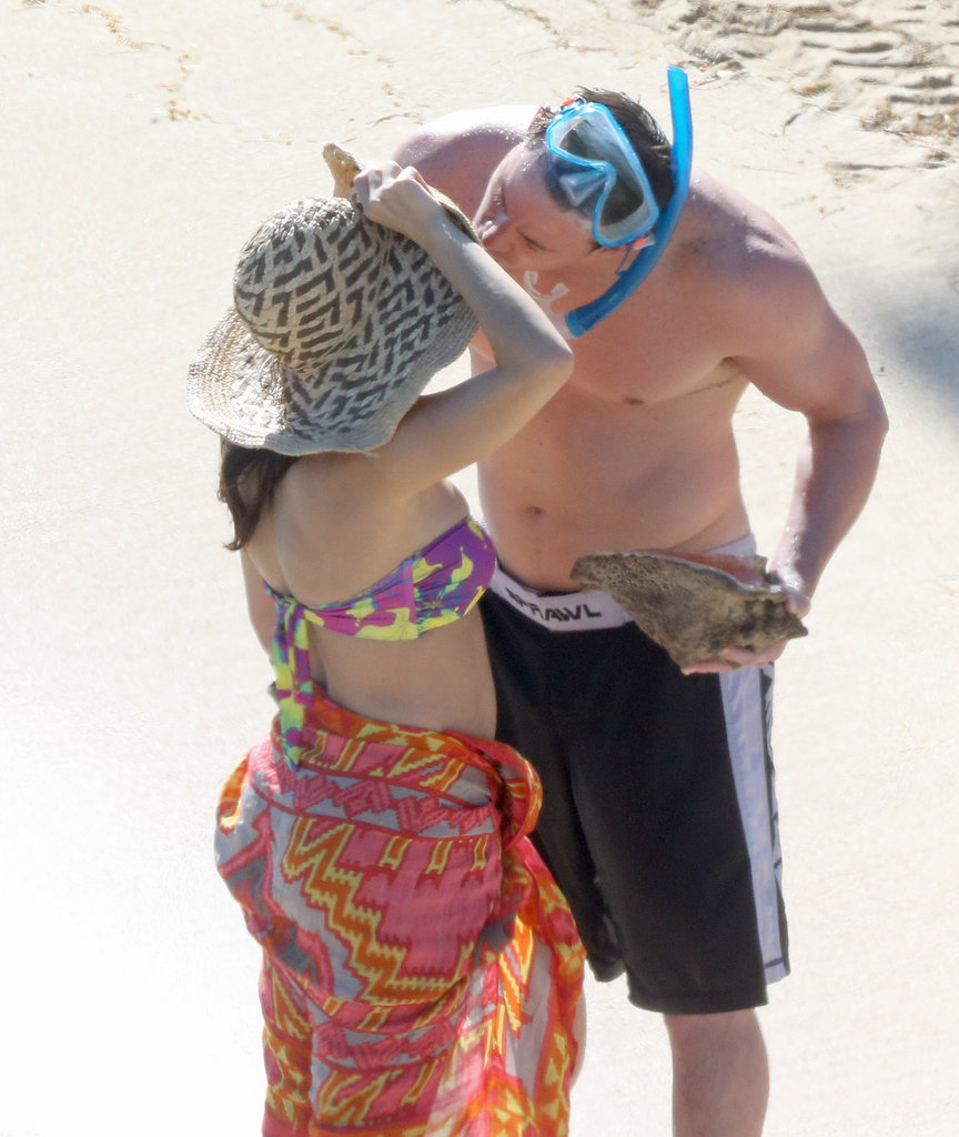 Jenna Dewan Bares Her Baby Bump in a Bikini With Shirtless Channing Tatum