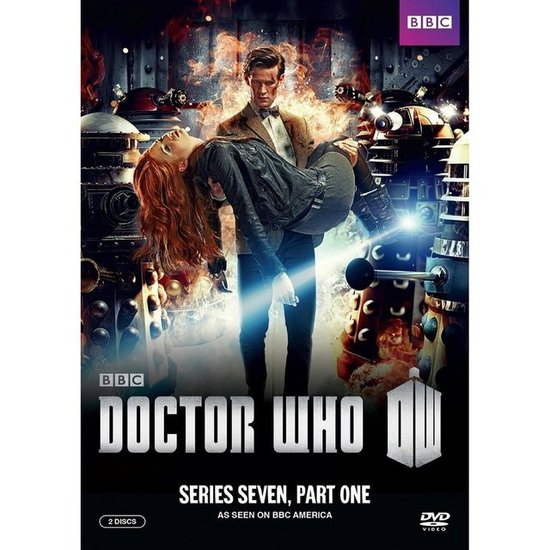 Doctor Who Series Seven, Part One DVD