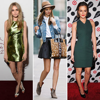 Top 20 Best Dressed Celebrities: Miranda, Diane Kruger, Cara
