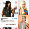 Best Celebrity Tweets: Taylor Swift Nicki Minaj Lara Bingle