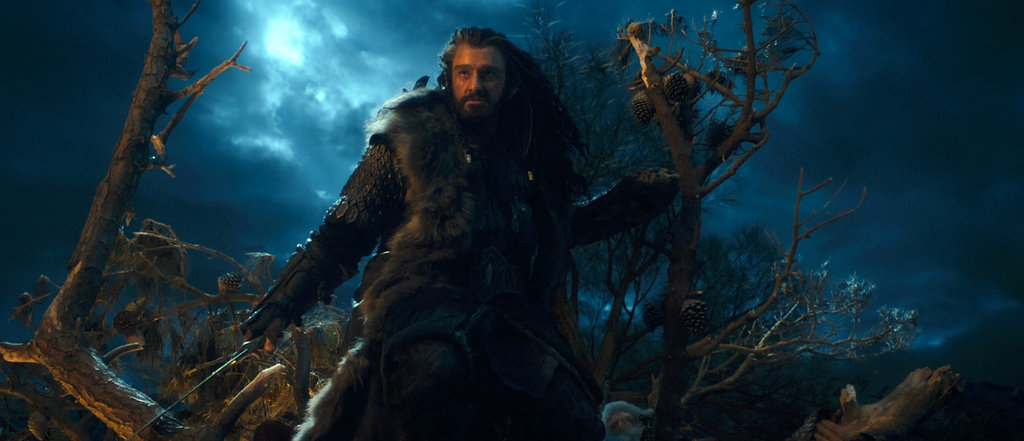 Richard Armimtage in The Hobbit: An Unexpected Journey.
