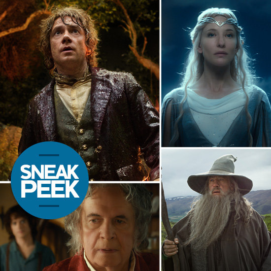 Hobbit Sneak Peek: See All the Pictures From An Unexpected Journey