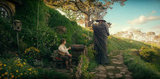 Martin Freeman and Ian McKellan in The Hobbit: An Unexpected Journey.