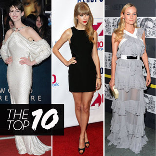 Top Ten Best Dressed Celebrities: Taylor Swift, Diane Kruger