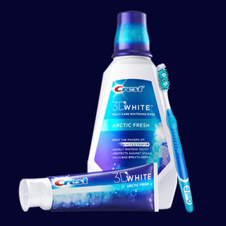 Count Down to a Whiter Smile in 2013 With Crest 3D White