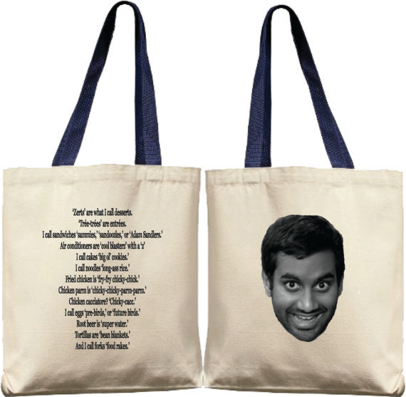 Parks and Recreation Tom Haverford Tote ($15)