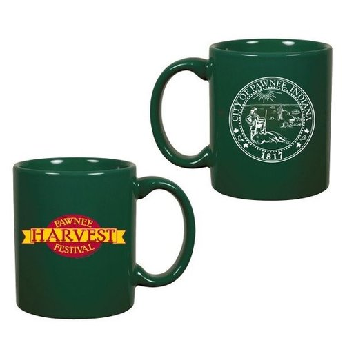 Parks and Recreation Harvest Festival Mug ($12)