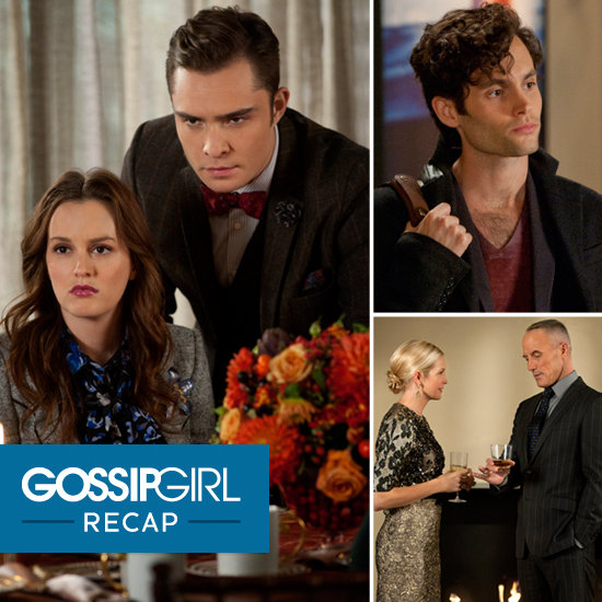 "Top OMG Moments From Gossip Girl ""It's Really Complicated"""