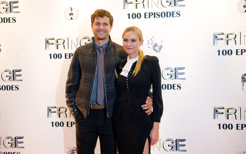 Joshua Jackson and Diane Kruger stepped out together in Vancouver.