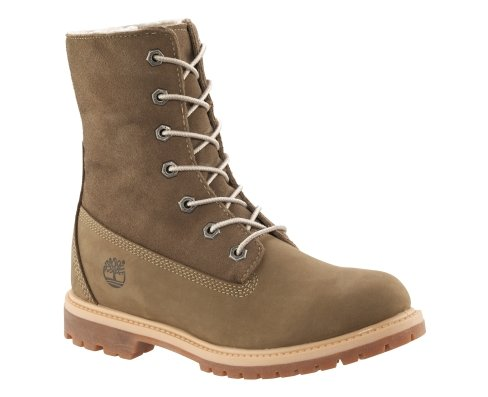 The Timberland Teddy fleece fold-down boot ($125) is a sleek lace-up boot made to be worn two ways — all the way up or folded down with the fleece lining showing. We can imagine these being the perfect complement to all your Winter denim looks.