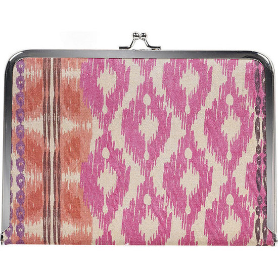 Ikat Photo Clutch