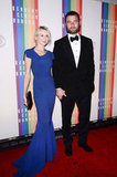 Naomi Watts and Liev Schreiber made a cute pair at the event.