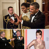 Washington Goes Hollywood For Kennedy Center Honors