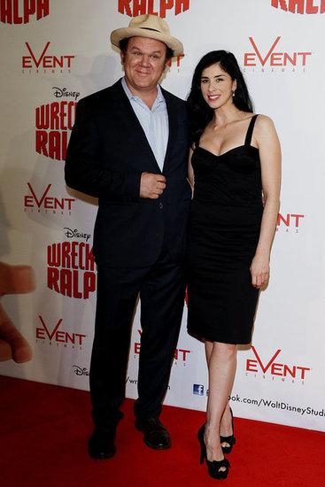 Sarah Silverman and John C. Reilly Bring Wreck-It Ralph to Sydney