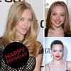 Pictures of Amanda Seyfried to Celebrate Her Birthday