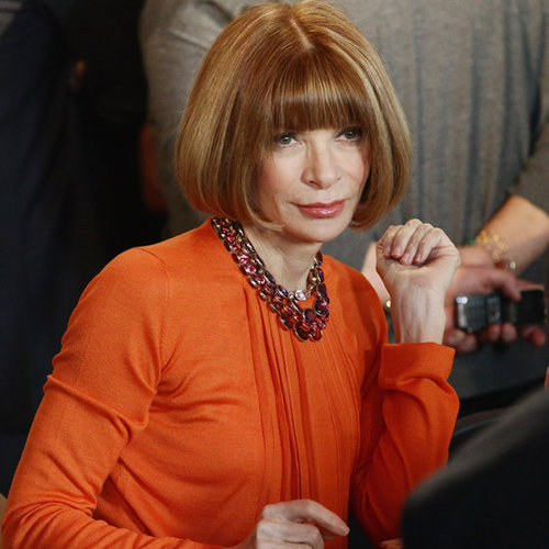 Anna Wintour Up For Ambassadorship to UK or France
