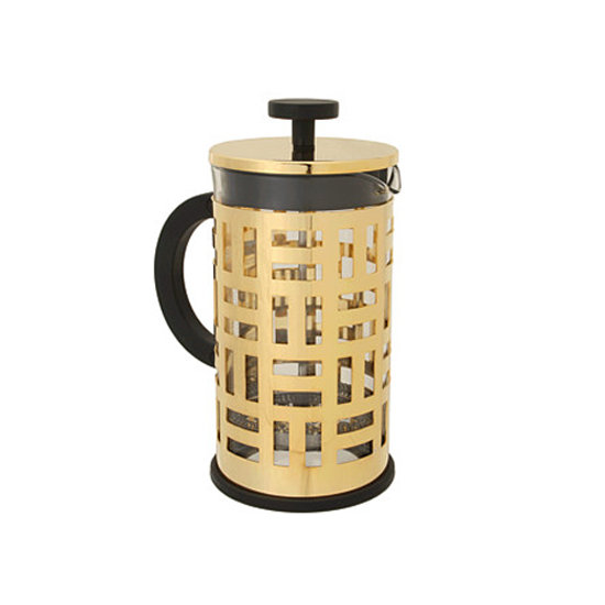 Gold French Press