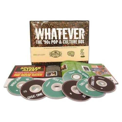 Whatever: The '90s Pop & Culture Box ($76)