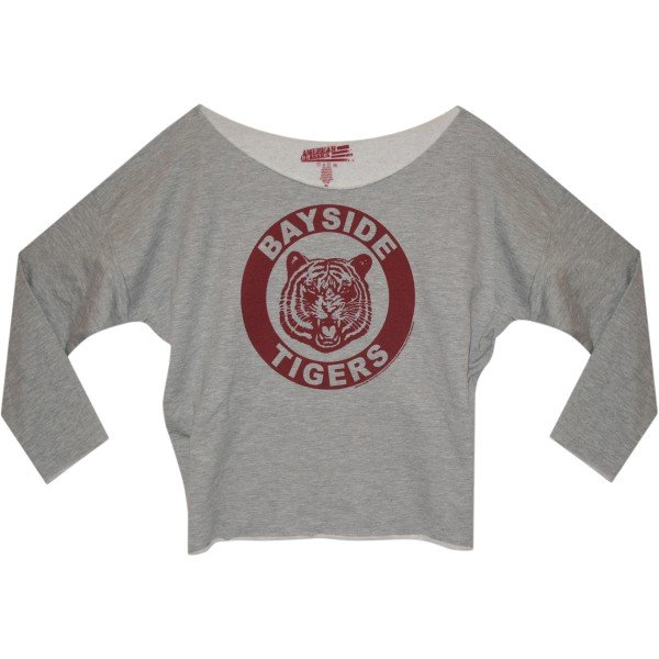 Saved by the Bell Bayside Tigers Sweatshirt ($50)