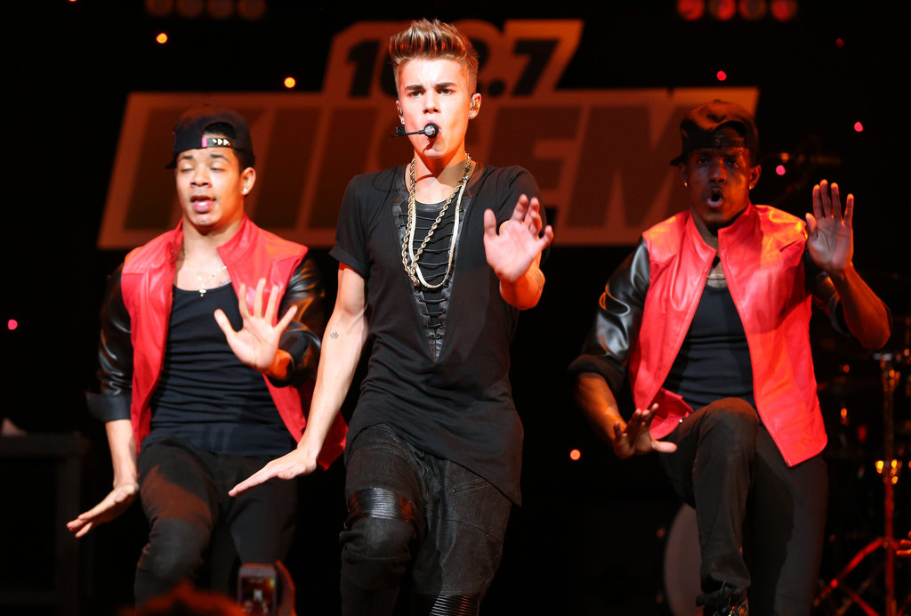 Justin, Alicia, Ke$ha, and More Ring In the Holidays at Jingle Ball