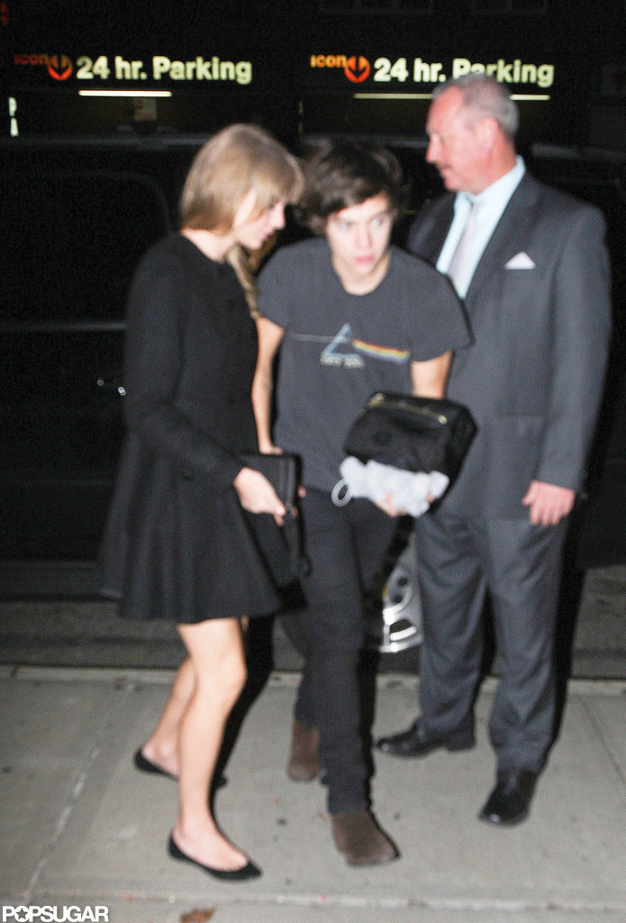 Taylor Swift and Harry Styles were out together in NYC.