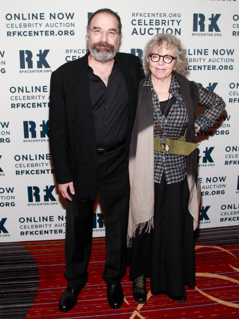 Mandy Patinkin and Kathryn Grody attended the Ripple of Hope Gala in NYC.
