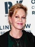 Melanie Griffith was out in NYC for the gala.