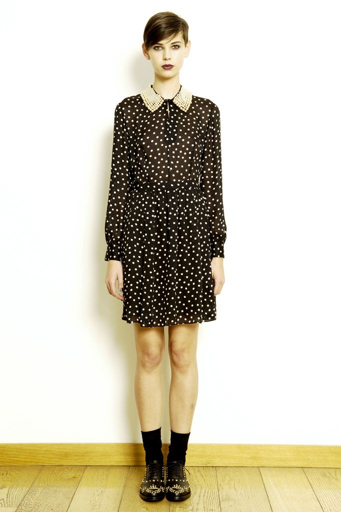 Moschino Cheap & Chic Pre-Fall 2013