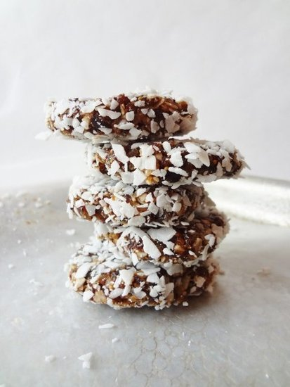 No-Bake Quinoa Cookies