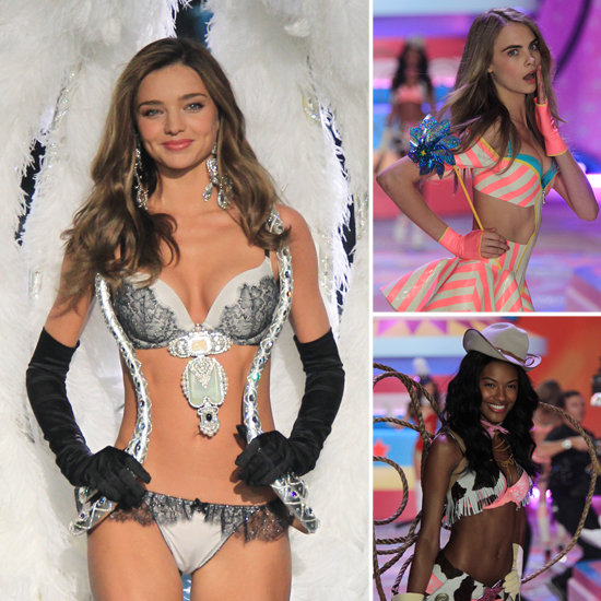 Angel Runway Looks: Would You Wear It in the Bedroom?