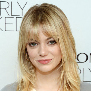 Emma Stone Launches Revlon Nearly Naked