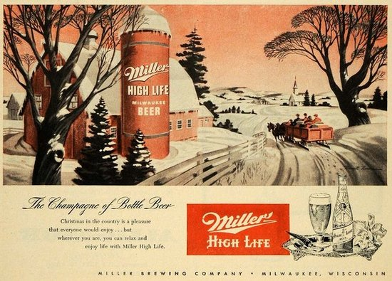 Miller High Life 
