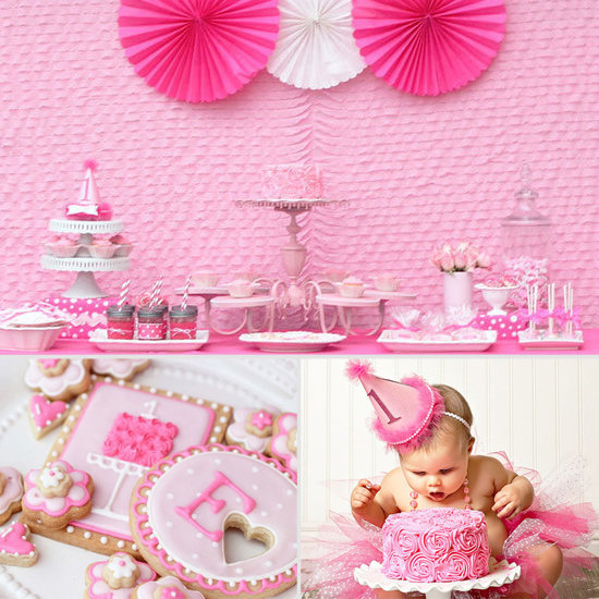 Birthday Parties: A Supergirlie Party in Pink