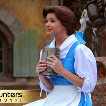 Beauty and the Beast House Hunters International