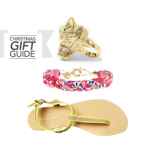 Top Ten Stylish Christmas Present Ideas Under $50 Online