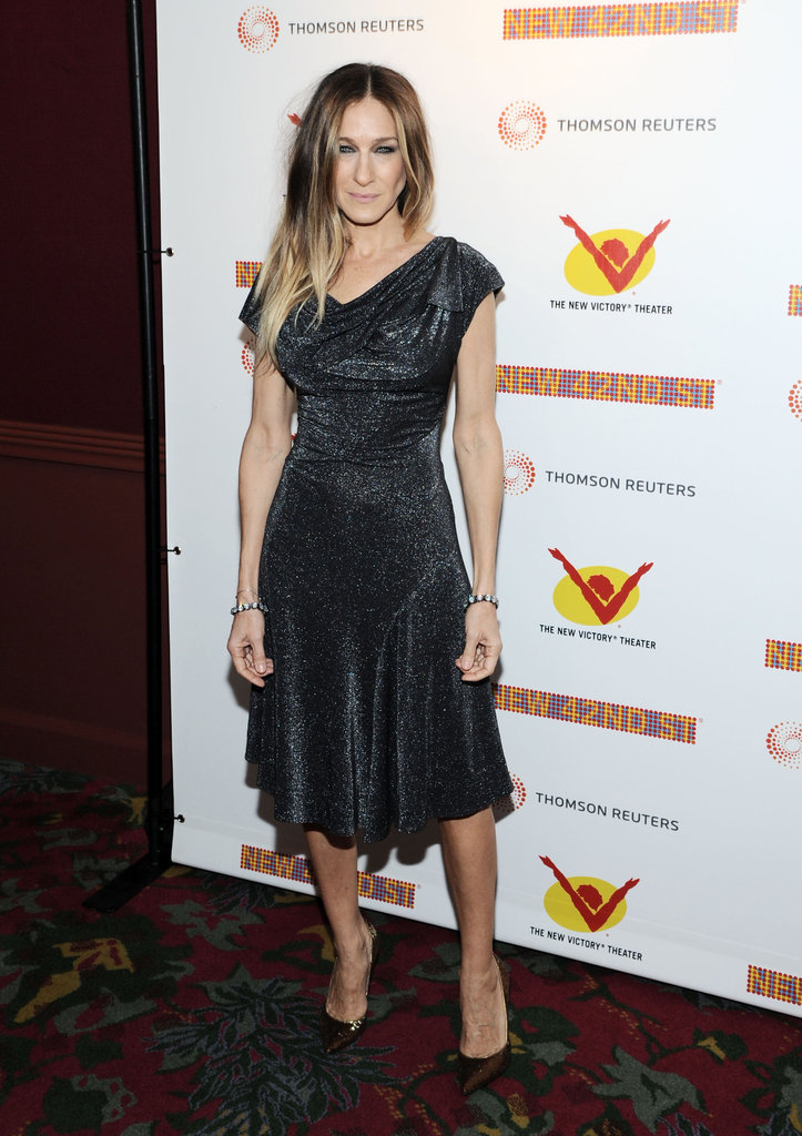 SJP Teams Up With Naomi Watts and Liev Schreiber at a Midweek Gala