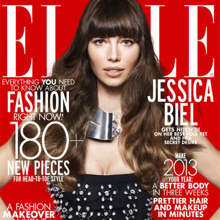 Jessica Biel Talks Marriage, Justin And Acting In Elle
