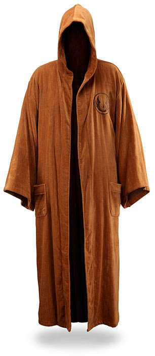 Jedi and Sith Bath Robes