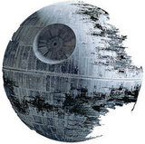 Death Star Wall Cling
