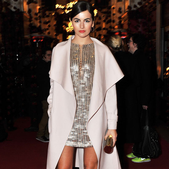 The Only Holiday Outfit You Need, Compliments of Camilla Belle