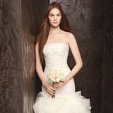First Look! The Gorgeous Vera Wang For David's Bridal Spring '13 Line