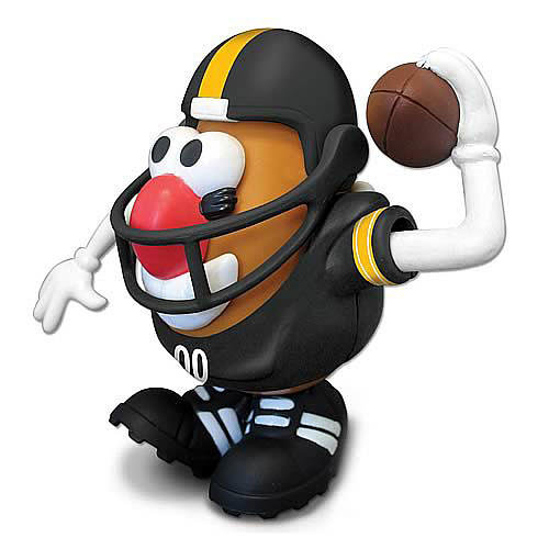 NFL Mr. Potato Head
