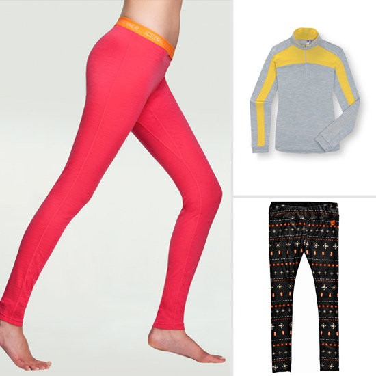 10 Base Layer Tops and Leggings That Make Basics Fun