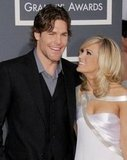 Carrie Underwood and Mike Fisher, 2010