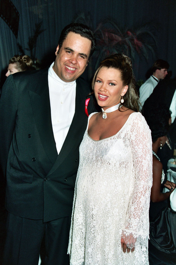 Ramon Hervey and Vanessa Williams, 1993